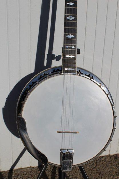 1932 Trujo style A plectrum banjo