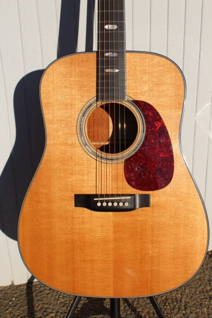 1995 Martin D-40 FMG (Quilted Mahogany)