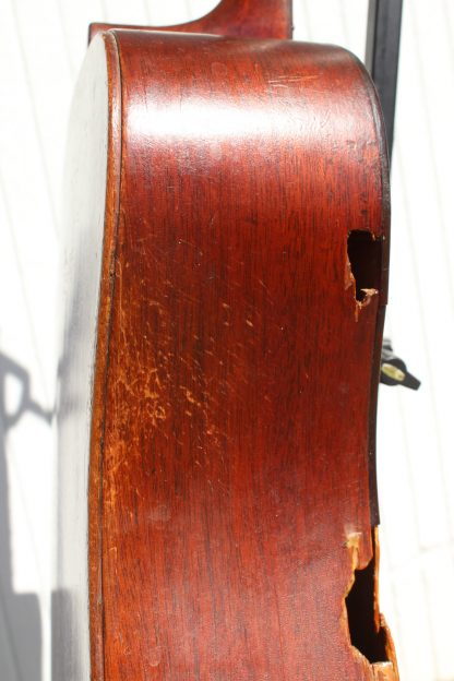 "PREVIEW: 1953 Martin D-18 w/ Ad. top (""Bad Boyfriend"")"