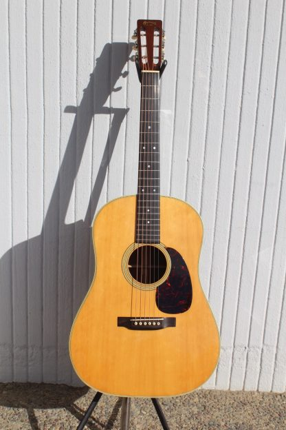 1965 Martin D-28 S with OHC